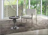 現代デザイン販売のための固体ステンレス鋼の余暇の椅子