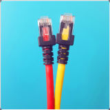 Cat 6 Patch Cable di UTP 1u Fluke
