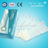 Poches plates à obturation automatique de stérilisation pour l'hôpital