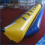 Раздувная шлюпка банана летания с PVC 0.6mm/0.9mm для сбывания