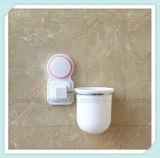 Spazzola dell'ABS del supporto di spazzola della toletta del bagno fissata al muro