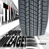 288000kms 11r22.5, neumáticos radiales del carro 295/80r22.5 para América latina Suramérica