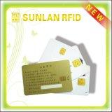ISO7816 geschikt om gedrukt te worden Witte Lege IC van het Contact Kaart