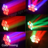 7X15W Mini Bee Eye LED Beam Moving Head Light mit Zoom