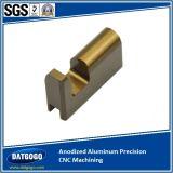 Анодированный алюминиевый подвергать механической обработке CNC точности