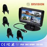Appareil-photo de Braket rv de moniteur de Digitals de pouce de la vue arrière System/7 de véhicule/support de requin
