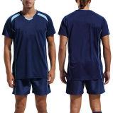 Adapter la chemise de pièce en t à séchage rapide de sport de marque personnelle pour les hommes