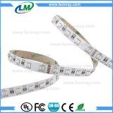 Lumière de bande économiseuse d'énergie de RoHS de la CE d'UL de SMD3527 RGB+W DEL