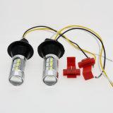 Allgemeines Auto-Drehung-Licht der Kontaktbuchse-Doppelt-Farben-LED/fahrendes Licht
