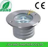 La piattaforma sotterranea dell'acciaio inossidabile LED illumina IP67 (JP82532)