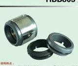 Doppelte Enden-Standard-mechanische Dichtung (HBB803)