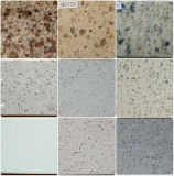 設計されたQuartz /Vanity/Granite /Marble/Table/ WorkかSolid/Natural Stone/Kitchen/Bathroom Countertop