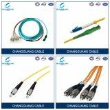 配線ケーブル24のコア光ファイバケーブル、Sc光ファイバPatchcord