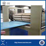 PE/PVC Mikroschaumgummi-Vorstand-Extruder-Maschinerie