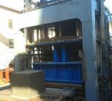 Máquina de moldear del ladrillo concreto de Zcjk Qty6-15 completamente Autmatic