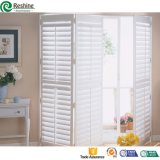 Hinged Customized Size Poly Plantation Shutter Window