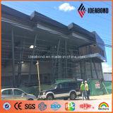Nuovo rivestimento della parete esterna del materiale PVDF ASP della decorazione