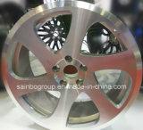 Le plat profond de 17 pouces de la roue Rims15 16 d'alliage de qualité roule des jantes du sport 4X100 pour des voitures