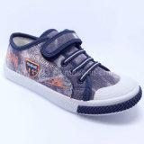2016 de Schoenen van de Injectie van de Manier van de Schoenen van de Jonge geitjes van de Schoenen van de Jeans van de Schoenen van het Canvas van kinderen