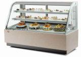 세륨 (WD-5R)를 가진 고품질 케이크 냉장고
