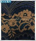 Stile 2017 della Corea di modo per il tessuto del merletto del vestito