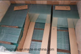 De plastic Film kromp Aangemaakt Glas voor de Ruit van de Deur