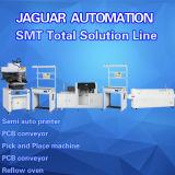 Chaîne de production automatique de SMT solution pour l'usine de DEL