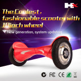 독창적인 특허 Imort 건전지 Samsung/LG 10 인치 2 바퀴 스쿠터
