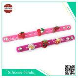 Child Giftのための柔らかいPVC Bracelets