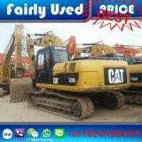 Máquina escavadora usada venda por atacado da lagarta 320d da máquina escavadora do gato 320d