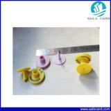 RFID Ear Tag с лазером Printing Number