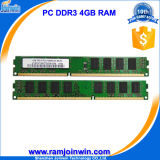 Lage Profile 256mbx8 16chips 4GB RAM DDR3 RAM 240 Pin