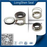 Sellos mecánicos del fabricante con los anillos del carburo de tungsteno NBR (HF108-22)
