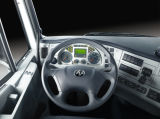 Genlyon 380HP 6X4 팁 주는 사람 또는 덤프 트럭