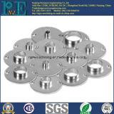 Commande numérique par ordinateur d'acier inoxydable de précision usinant les pièces de rechange