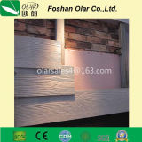 セリウムApproved Fiber Cement Siding Board (Faux Woodの下見張りのタイプ)