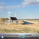 태양계를 위한 격자 전력 공급 시스템 제어기 떨어져 태양 책임