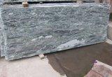 Granito verde de China do granito de pedra natural do paraíso do verde do material de construção