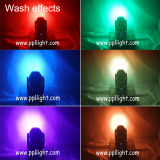 7X15W Mini Bee Eye LED Beam Moving Head Light con Zoom
