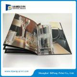 ガラス製品のための印刷カタログをオフセット