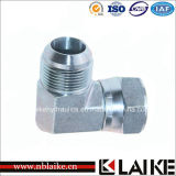 90degree Elbow Jic Male 74degree Cone Hydraulics Adapter (2J9)