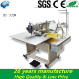 Máquina de costura de modelo de bordado de padrão industrial automática