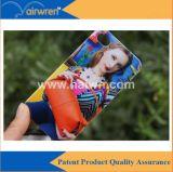 Impresora solvente de Digitaces de la impresora de la tarjeta del PVC para la madera de metal