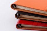 Tipo diario diario magnético 2016 del organizador/del planificador del cuaderno A5 del estilo