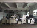 Lamellenförmig angeordneter Kennsatz sterben Scherblock-Maschine mit Blatt-Scherblöcken