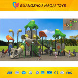 CE Safe Kids Outdoor Playground per il parco di divertimenti (A-15027)