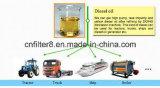 Рециркуляционная система масла двигателя к тепловозному и низкопробному маслу (EOS-30)