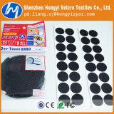 Cinta mágica de la venta fuerte del Velcro adhesivo caliente de Stickly