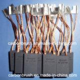 Brosse de carbone pour Petrochemical caoutchouc et Chemical Fiber D214