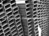 Q345 액체 파이프라인 직사각형 강관